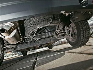 Lada Largus 2012 запаска