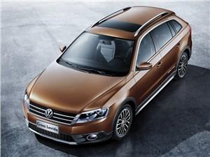 Предпросмотр volkswagen cross lavida 2014 вид сверху