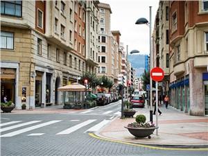 улочки Бильбао