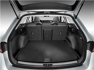 Предпросмотр seat leon st 2014 багажное отделение