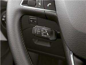SEAT Leon ST 2014 подрулевые лепестки