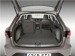 SEAT Leon ST 2014 багажное отделение