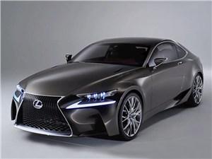 Lexus рассекретил облик нового LF-CC