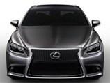 Обновленный Lexus LS будет похож на старую версию