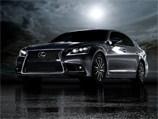 Lexus представляет новый модельный ряд – LS