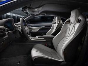 Предпросмотр lexus rc f 2014 передние кресла