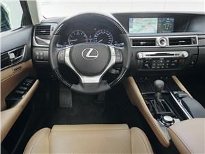 Предпросмотр lexus gs 2011 водительское место