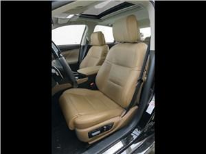 Предпросмотр lexus gs 2011 передние кресла