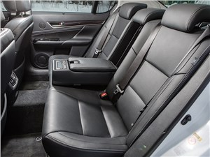 Lexus GS 2013 задний диван