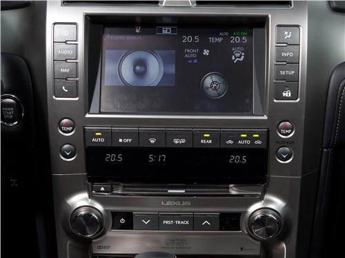 Предпросмотр lexus gx 460 2014 центральная консоль