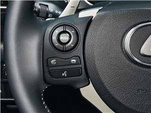 Предпросмотр lexus is 2013 кнопки управления на руле