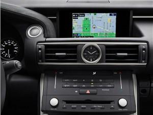 Предпросмотр lexus rc f 2014 центральная консоль