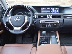 Предпросмотр lexus gs450h 2012 водительское место