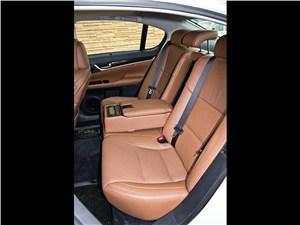 Предпросмотр lexus gs450h 2012 задний диван