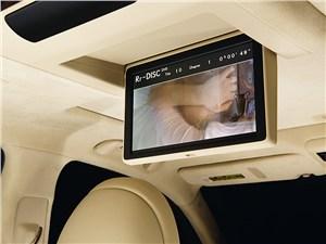 Lexus LS 600h L 2012 потолочный экран