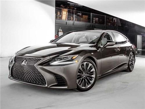 Новость про Lexus LS - Lexus LS