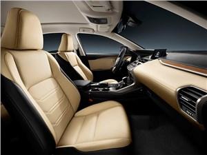 Предпросмотр lexus nx 2014 передние кресла