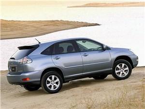 Четырехсотый стал первым (RX400h) RX - Lexus RX 330 2004