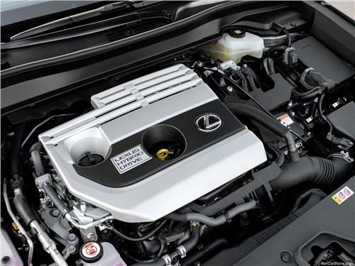 Предпросмотр lexus ux 2019 двигатель