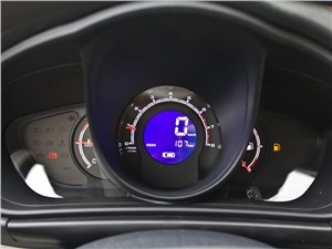 Lifan X60 2012 приборная панель