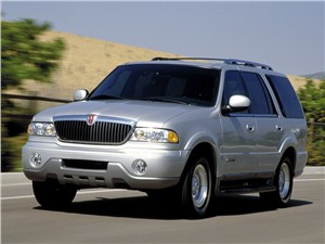 Сухопутные дредноуты (Chevrolet Tahoe, GMC Yukon, Cadillac Escalade, Ford Expedition, Lincoln Navigator) Navigator -