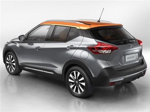Новость про Nissan Kicks - Nissan рассекретила новый бюджетный кроссовер Kicks