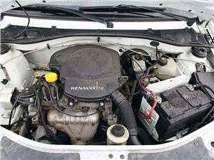 Renault Logan двигатель