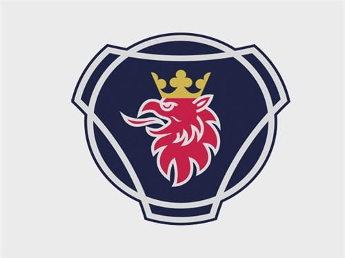 Логотип Scania