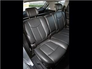 Luxgen 7 SUV 2012 задний диван