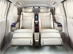 Предпросмотр luxgen ceo 2013 места для пассажиров