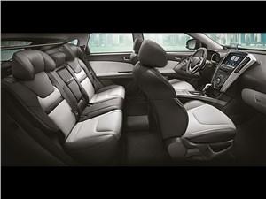 Предпросмотр luxgen u6 turbo 2014 салон