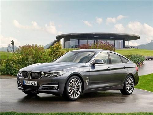 BMW назвала российские цены обновленного 3-Series GT