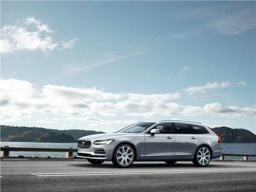 Volvo анонсировала появление нового вседорожника