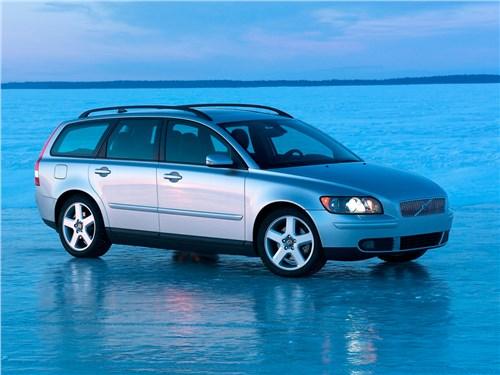 Доступная практичность (Chevrolet Lacetti SW, Ford Focus Wagon, Kia ceed SW, Opel Astra Caravan, Renault Megane Estate, Skoda Octavia Tour Combi, Volvo V50) V50 -