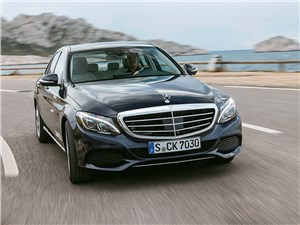 Mercedes-Benz C-Class - mercedes-benz с 250 2014 вид спереди