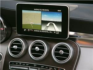 Mercedes-Benz С 250 2014 монитор