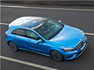 Mercedes-Benz A-Klasse бьет рекорды по предзаказам