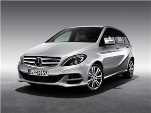 Новость про Mercedes-Benz B-Class - Mercedes-Benz B200 Natural Gas Drive