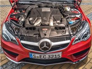 Mercedes-Benz E-Klasse 2013 двигатель