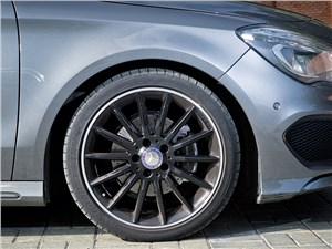 Предпросмотр mercedes-benz cla 200 2013 переднее колесо