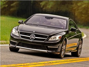Mercedes-Benz CL65 AMG 2011