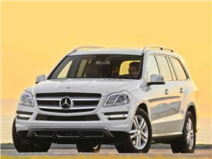Новость про Mercedes-Benz GL-Class - Mercedes GL 500 4Matic BlueEfficiency
