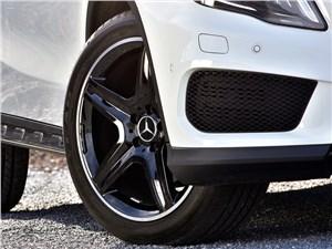 Предпросмотр mercedes-benz gla-klasse 2013 колесо