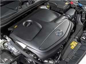 Mercedes-Benz GLA-klasse 2013 двигатель