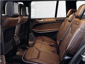Предпросмотр mercedes-benz gl-klasse 2012 задний диван