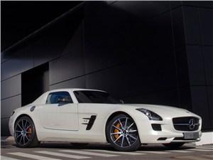 Mercedes-Benz SLS AMG (купе)
