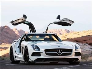 Mercedes-Benz SLS AMG 2014