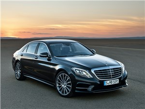 Mercedes-Benz S-Class - mercedes-benz s 500 2013 вид спереди
