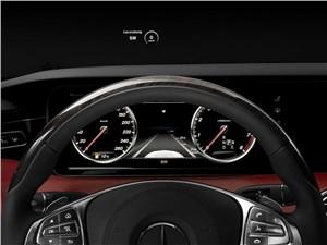 Предпросмотр mercedes-benz s-klasse coupe 2014 приборы