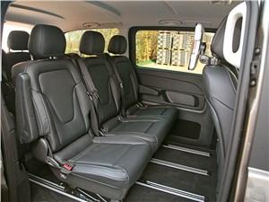 Mercedes-Benz V-Klasse 2014 задние кресла